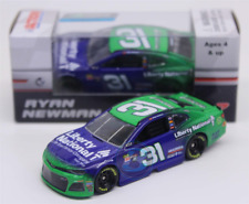 NEW NASCAR 2018 RYAN NEWMAN # 31 LIBERTY NATIONAL INSURANCE 1/64 CAR
