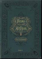 Franz - Album für hohe Singstimme , Band 1 - gebunden, alt