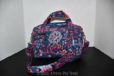 With Tags Vera Bradley Iconic100 Handbag in Dragon Fruit Floral Pattern
