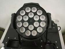18*15W RGBWAUV six in one LED PAR Can light