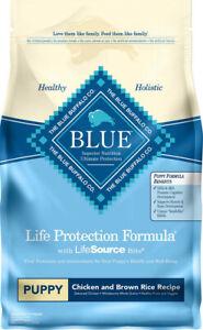 Blue Buffalo Life Protection Formula Natural Puppy Dry Dog Food 6lb