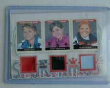 2013 Sportkings F Triple Memorabilia Kerri Strug, Yamaguchi & Picabo Street