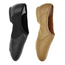 Starlite Hyper Easy Slip On Leather Jazz Shoes - Rubber Sole