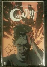 Outcast 1 first print x3 signed Kirkman Azaceta Fugit Cinemax NM Image Comics