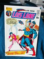 SUPERMAN'S GIRLFRIEND LOIS LANE 109 VF/NM OR BETTER TIGHT SHARP PRICED RIGHT WOW