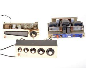 PYE MOZART HFS20 Amplifier, Pre-Amplifier & HFT 108 FM Tuner
