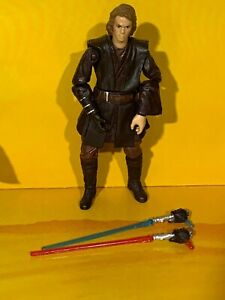 Star Wars - Revenge of the Sith Loose - Anakin Skywalker (Lightsaber Attack!)