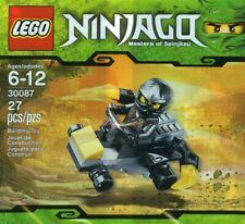 LEGO Ninjago Polybag 30087 Cole ZX Car