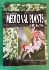 Collection Of Medicinal Plants In Sri Lanka - hbdj - Field Guide