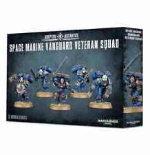 Vanguard Veteran Squad Space Marines Warhammer 40K NIB Flipside