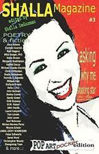 Pop Art Pocket-edition : SHALLA Magazine by Shalla DeGuzman (2010, Paperback)