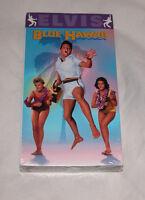 Blue Hawaii VHS, 1997, Elvis Presley Joan Blackman Angela Lansbury Free Ship USA