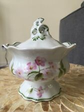 Beautiful Lavorato A Mano Candy Dish made in Italy for Ethan Allen Rn 48864.