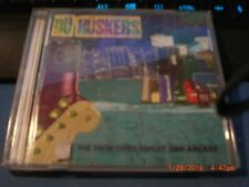 Du Huskers: The Twin Cities Replay Zen Arcade by Various Artists (CD,1993) VG++
