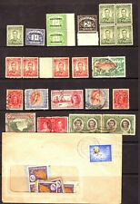 OLD AFRICA * BRITISH INFLUENCE  in SOUTHERN  RHODESIA  DUES & MINT & USED  27+