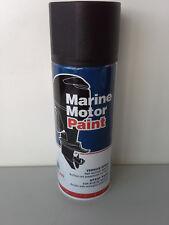 Marine Antifouling Spray schwarz geeignet für Z-Antriebe und Aussenborder 400 ml