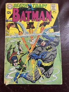 """Batman 207 - Dec - """"Death Trap"""""""