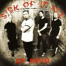 SICK OF IT ALL - XXV NONSTOP 25 Years of Classics CD & DVD Edition (New/Sealed)