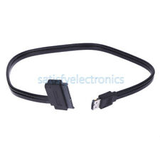"5V 12V Dual Power eSATA USB Combo to 2.5"" 3.5""22Pin SATA Hard Disk Cable"