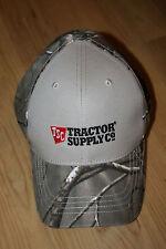 Tractor Supply Co Company TSC Camo Adjustable Baseball Cap Hat