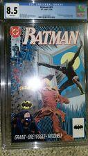 Batman #457 CGC Grade 8.5