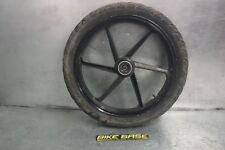 KEEWAY SPEED 125 2012 FRONT WHEEL WITH TYRE 80-100-18 3MM