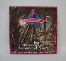 Venus Weltklang - First internat. Women's rock festival   German 1ST Press   LP