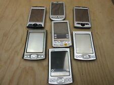 Lot of 7 Palm Hp iPaq Tungsten E2 Series Handheld Pda Organizers *For Parts*