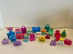 Shopkins McDonalds Happy Meal Happy Places Lot of 23-  ( #3)