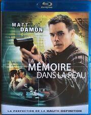 La Mémoire dans la Peau (The Bourne Identity) - Blu-ray
