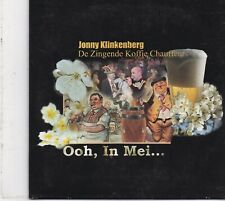 Jonny Klinkenberg-Ooh In Mei cd single