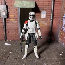"Star Wars Black Series 6"" Inch Galaxys Edge Mountain Trooper Figure COMPLETE"