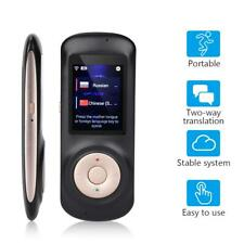 52 Languages Smart Translator Instant Voice Device Mini Trans Travel Pocket WiFi