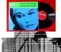 LP Wolfgang Sauer: Sweet & Swing mit.... Top-Rarität!!!
