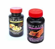 Repashy Superfoods 170g BUNDLE Crested Gecko Diet & Banana Cream Pie MRP 2x 85g