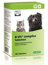 B-vit complex Tabletten für Hunde und Katzen cp-pharma