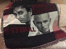 Pitbull and Enrique Iglesias Throw World Tour 2015