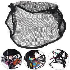 Black Under Storage Hanging Net Bag For Buggy Stroller Pram Basket Shopping