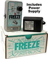 New Electro-Harmonix Freeze Sound Retainer Guitar Effects Nano Pedal EHX