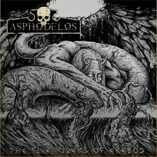 ASPHODELOS- The Five Rivers Of Erebos EP death metal CD ala old DISMEMBER,AT THE