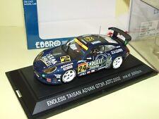 PORSCHE 911 GT3R 996 ENDLESS TAISAN ADVAN JGTC 2002 EBBRO 370