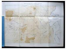 1935 Sandford - NORTH-WEST SUDAN - Large Colour Map - PHOTOS - 5
