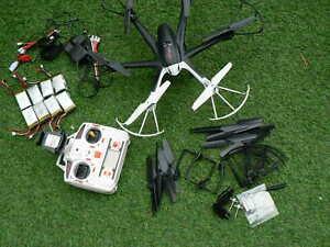 Drone X600C MJX RC, Héxacoptère  avec caméra FPV C4005