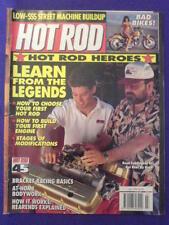 HOT ROD - BAD BIKES - July 1993 vol 46 #7