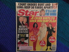 Star / Tabloid /Jan. 11, 1994 / Hillary Clinton