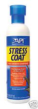 API stress coat 240ml ACQUARIO dechlorinator Rubinetto Vasca dei Pesci Tropicali sicuro