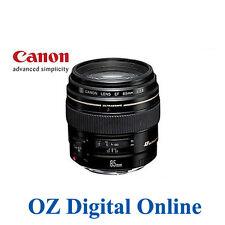 Canon EF 85mm 85 mm f/1.8 F1.8 USM Lens + 1 Year Au Wty