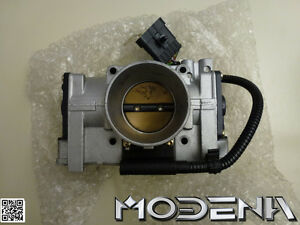 Butterfly Valve Throttle Body Valve Maserati 3200 Gt Gta V8 BITUBO Drive By Wire