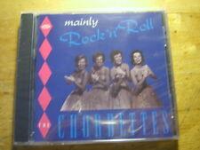 the Chordettes - Mainly Rock'N'Roll  [CD Album] NEU ACE