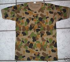 T-SHIRTS ADULTS - OZZIE CAMO CREW NECK NEW MADE